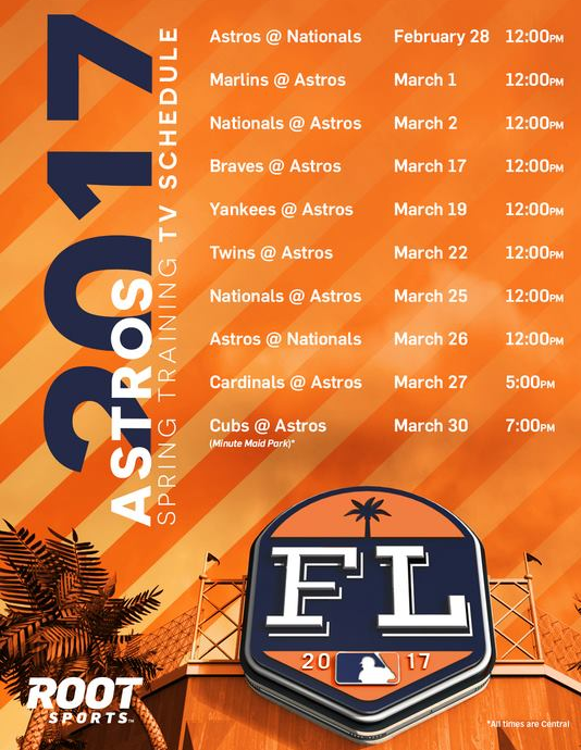 March Programming Highlights | Texas Cable Association